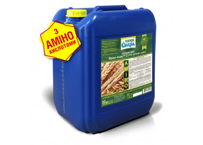Фрея-Аква™ С(11) Зернові Аміно, мікроелементи з гуматом калію